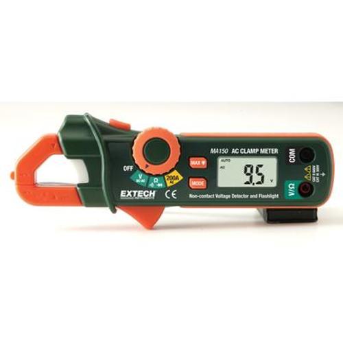 200A Mini AC Clamp Meter + NCV Detector