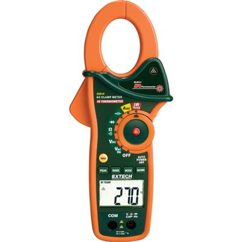 1000A AC Clamp Meter with IR Thermometer