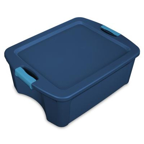 45 Litre Latch And Carry-True Blue