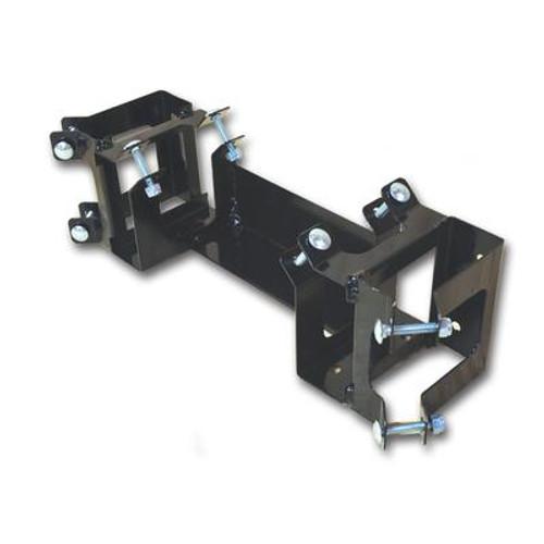 2x4 Rack Structure & Log Holder