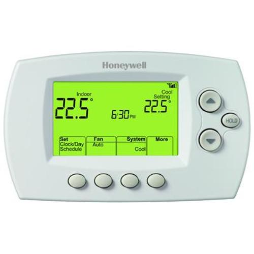 Basic Programmable Wi-Fi Thermostat