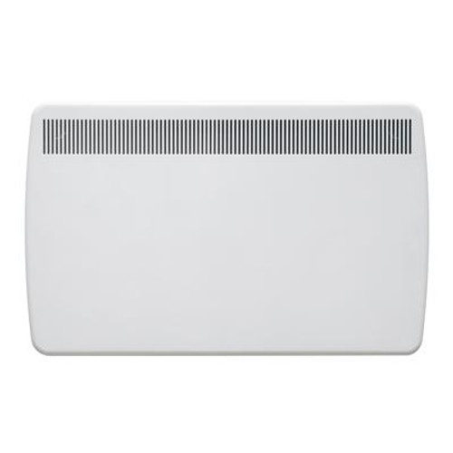 1000W Hampton Bay Panel Convector With Thermostat; White