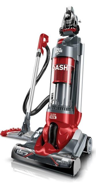 Dirt Devil Dash Upright Vacuum with Vac+Dust Floor Tool