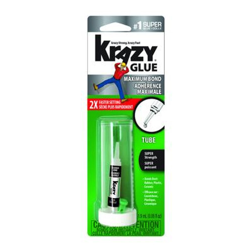 Krazy Glue maximim Bond 1.9ml
