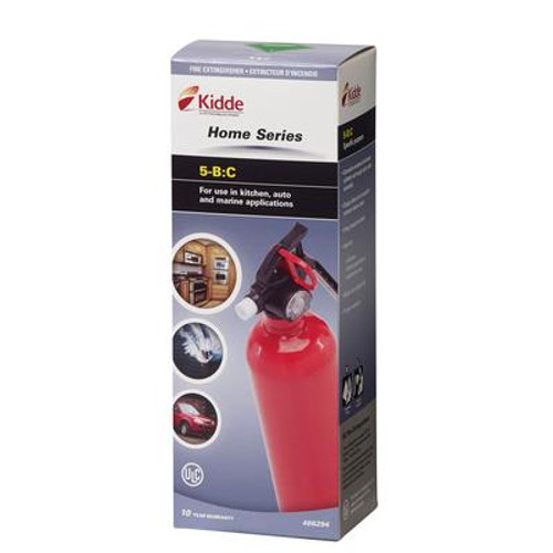 5BC Extinguisher - RED