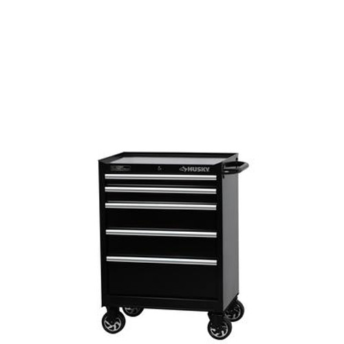 27 In 5-Drw Tool Cabinet