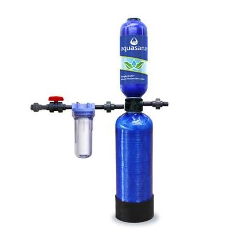6-Year Whole House Salt-Free Water Softener