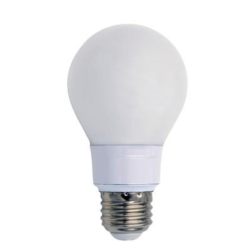 60W Equivalent Daylight (5000K) A19 Dimmable LED Light Bulb (6-Pack)