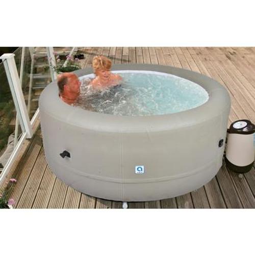 Rio Grande 4-person 29 Inch inflatable spa