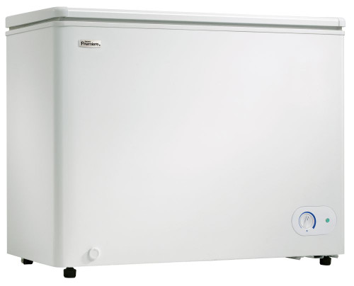 Danby 7.2 Cu. Ft. Manual Defrost Chest Freezer in White