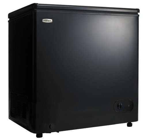 Danby 5.5 Cu. Ft. Manual Defrost Chest Freezer in Black