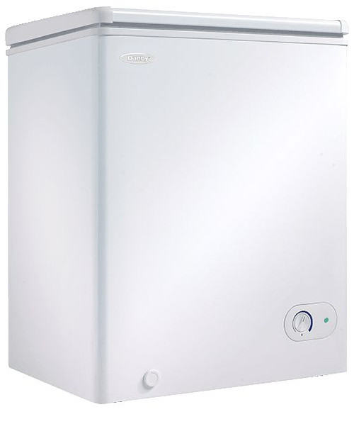 Danby 3.8 Cu. Ft. Chest Freezer in White