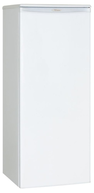 Danby Premiere 8.5 Cu. Ft. Manual Defrost Upright Freezer with Reversible Door in White (Energy Star<sup>®</sup>)