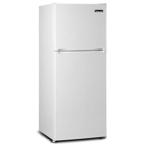 9.9 cu. ft. Top Freezer Refrigerator in White
