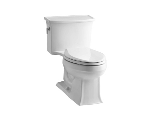 Archer(R) Class Five<sup>®</sup> Less Supply One Piece 1.28 Gal. Elongated Toilet