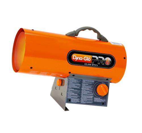 Dyna-Glo Pro 40K BTU LP Forced Air Heater