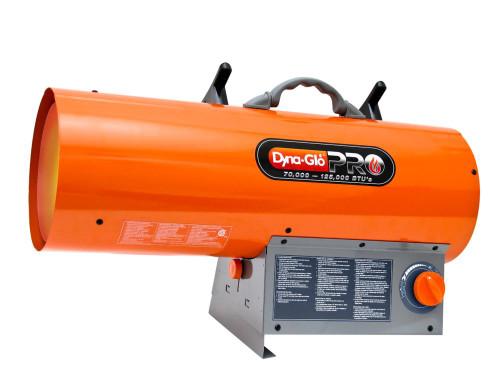 Dyna-Glo Pro 70K - 125K BTU LP Forced Air Heater