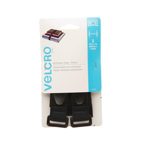 Velcro 27 In. X 1 In. Velstrap Velcro Straps 2 Pack