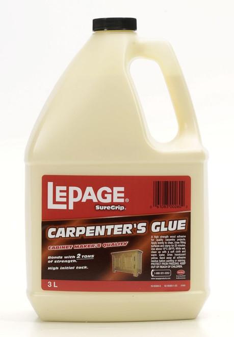 LePage<sup>®</sup> Carpenter's Glue 3L