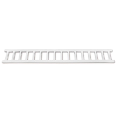 PVC House Trim Spandrel 6-5/16 Inch X 48 Inch X 3/4 Inch