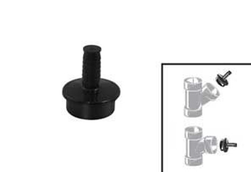 "Plastic 1-1/2"" Dishwasher Bushing"