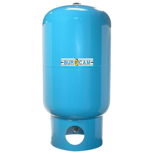 100 liter (26.4 USGAL) Free Standing Pre-Charge Captive Air Tank