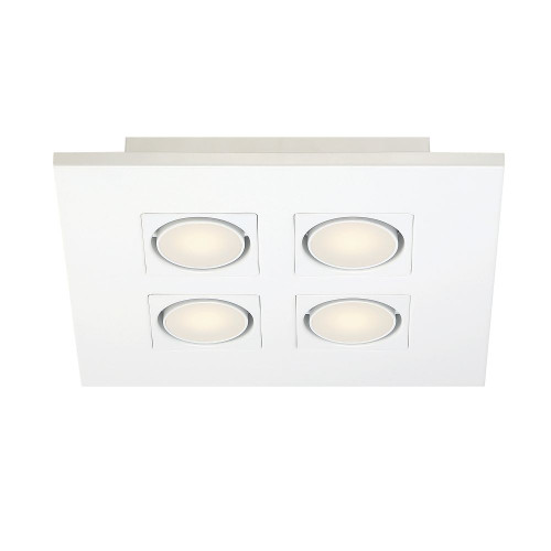 4 Light Square LED Surface Mount