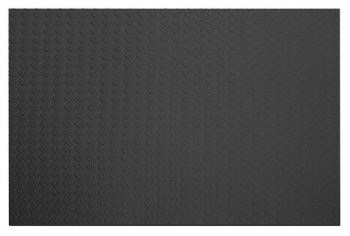 Anti Fatigue Rolled Mat Grey - 43 Inches x 87 Inches