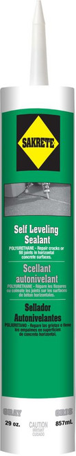 SAKRETE Self Leveling Sealant, 857 ML