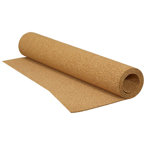 100 Sq.Feet, 25 Feet x 4 Feet x 1/4 Inch Roll of Cork Underlayment for Tile, Laminate and Floated Wood Floors