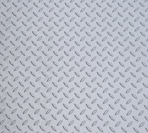 5 Feet x 6 Feet Metallic Silver Pet Pad / ATV Mat
