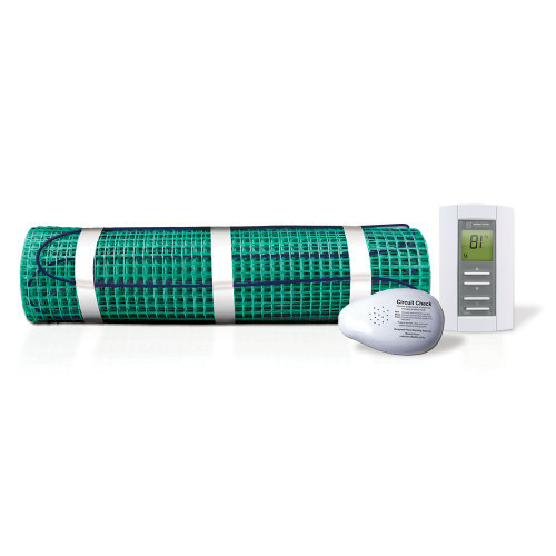 Mini Mat Kit with EasyStat, 15 Sq Ft - 120V