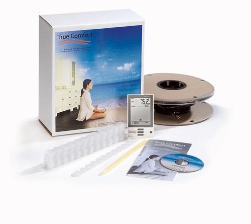 True Comfort Promo Kit 120V 10ft² -12ft² Includes Programmable Thermostat