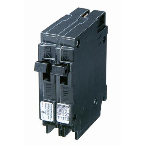 15A 1 Pole 120V Twin Siemens Type Q Breaker