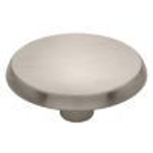 1-1/2  Concave Round Knob, 1 per pkg