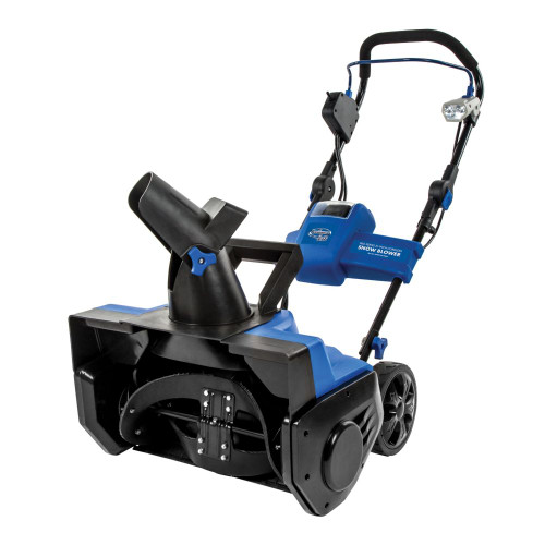 iON PROCordless Single Stage Snow Blower with 21-Inch Clearing Width
