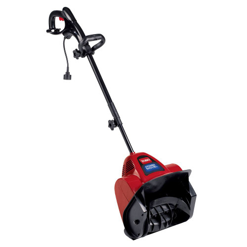 Electric Power Shovel with 12-inch Clearing Width