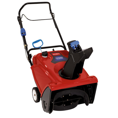 Power Clear 721 QZE Single-Stage Gas Snow Blower with 21-Inch Clearing Width
