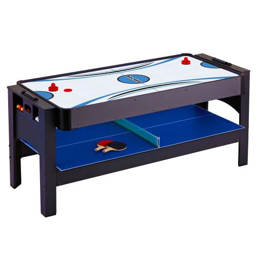 Blue Line 32- inch Portable Table Top Air Hockey