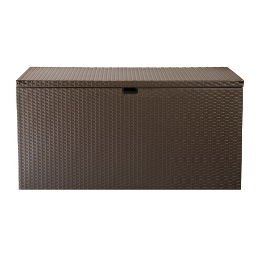 ARROW DESIGNER Series Basket Weave Storage Chest