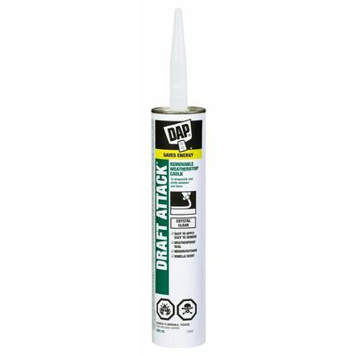 300ML Draft Attack Removable Caulk