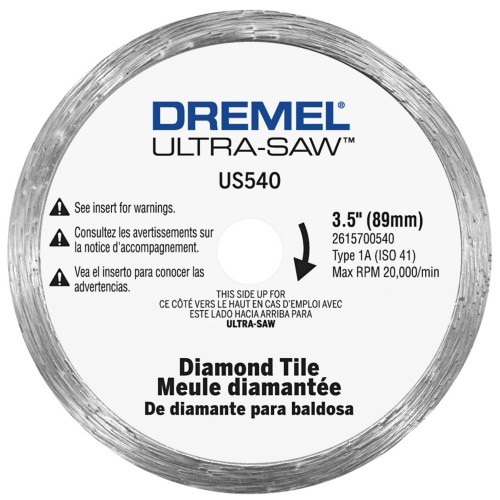 Diamond Tile Cutting Wheel