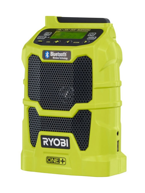 18-Volt ONE+ Compact Radio with Bluetooth Wireless Technology