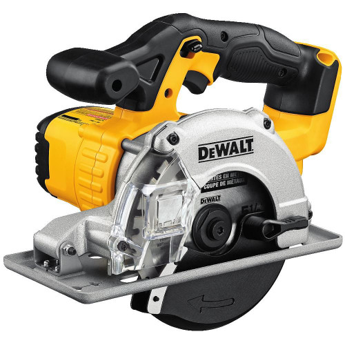 20V MAX Metal Cutting Circular Saw - TOOL ONLY