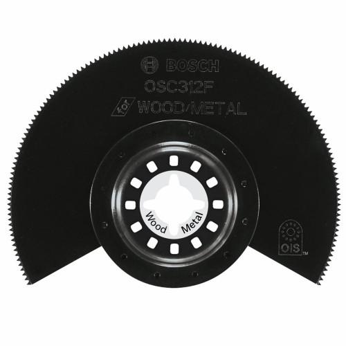 3-1/2  Inch.  X 7/8  Inch.  Multi-Tool Bi-Metal Flush Cut Blade