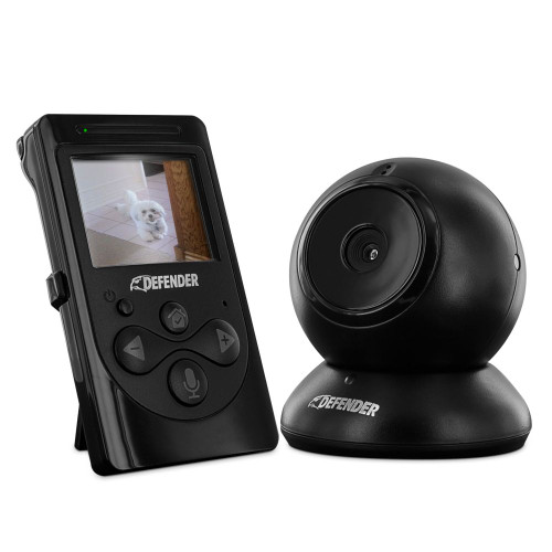 Defender<sup>®</sup> Phoenix 2.4 Digital Wireless Security Video Monitor
