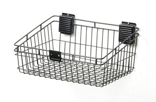 12 Inch. ×18 Inch. Metal Basket