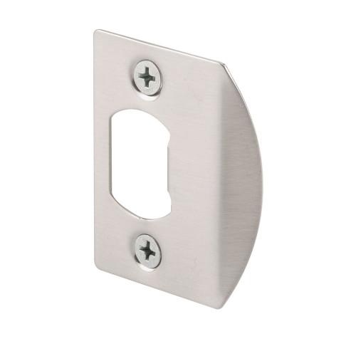 Deadlatch Door Strike Satin Nickel