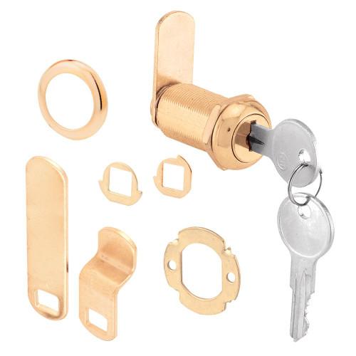 1-3/8 Inch Cam Lock Brass