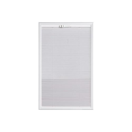 22 In. x 36 In. Tilting Internal Miniblind, Low-E 1/2 Lite Glass Insert